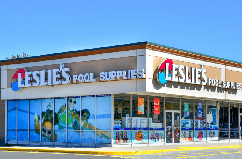 Leslie's Swimming Pool Guest Opinion Survey